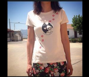 camiseta gatolandia