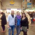 Biocultura Valencia | Elisa Muresan ropa ecológica