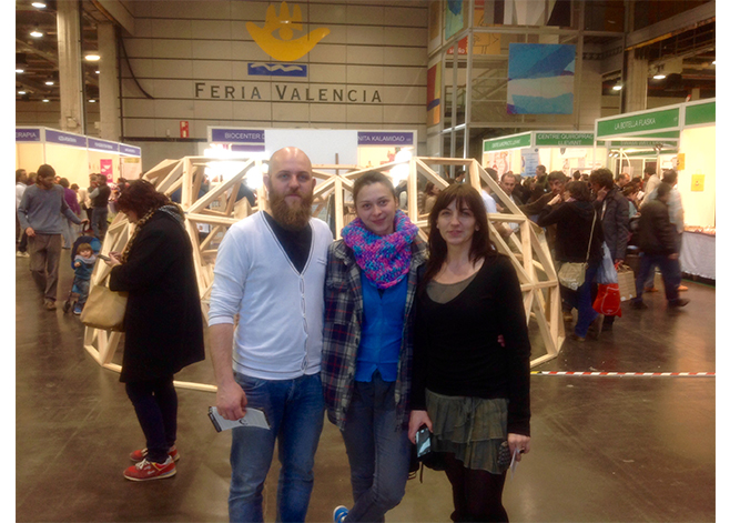 Biocultura Valencia | Elisa Muresan