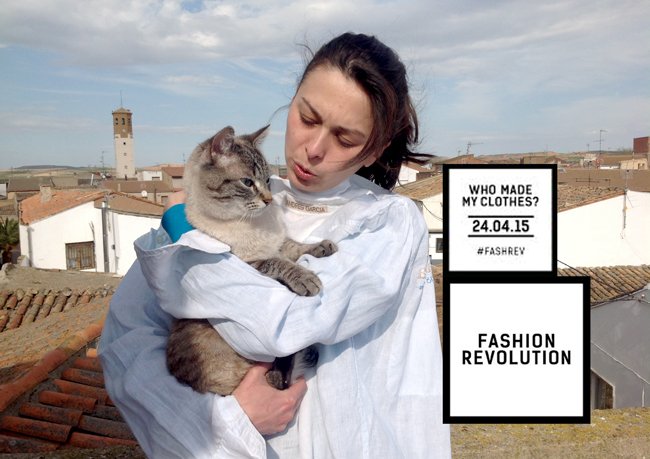 Fashion Revolution | Quien hace mi ropa