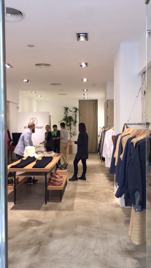 Tienda ropa ecológica Elisa Muresan