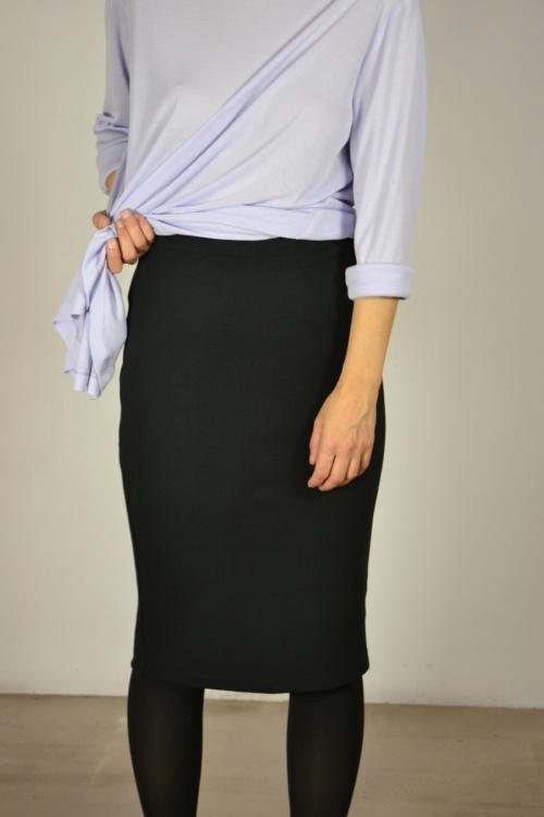 falda-lapiz | Elisa Muresan moda sostenible