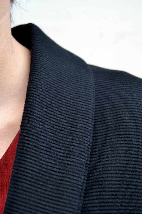 chaqueta-americana-detalle | Elisa Muresan moda sostenible