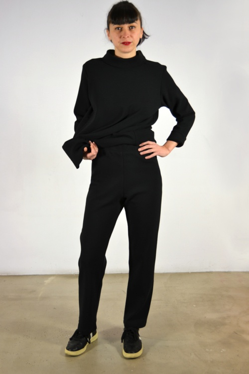 pantalon-basico | Elisa Muresan moda sostenible