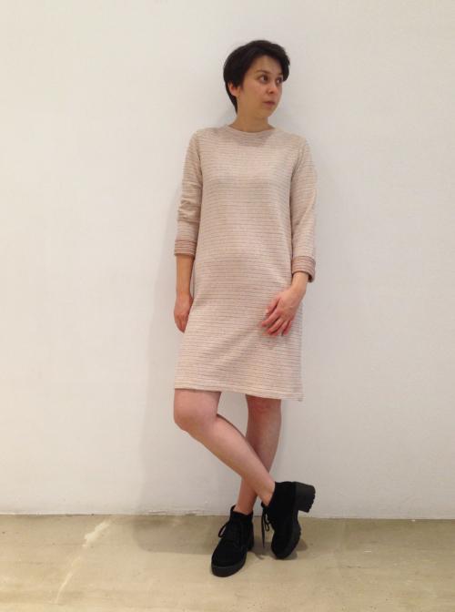 vestido-raya-naraz | Elisa Muresan ropa ecológica