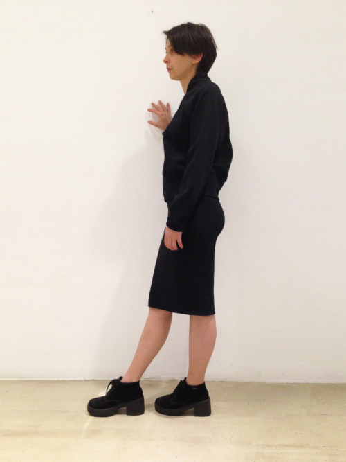 Chaqueta-bomber | Elisa Muresan moda sostenible