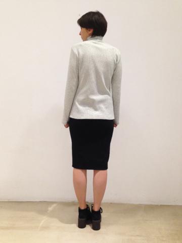 jersey-cielo-cuello-alto-espalda | Elisa Muresan ropa ecológica