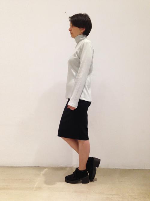 jersey-cielo-cuello-alto-lateral | Elisa Muresan ropa ecológica
