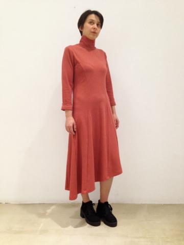 vestido-marsala | Elisa Muresan ropa ecológica