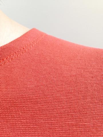 vestido-marsala-detalle | Elisa Muresan moda sostenible