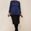 camiseta-volante | Elisa Muresan ropa ecológica