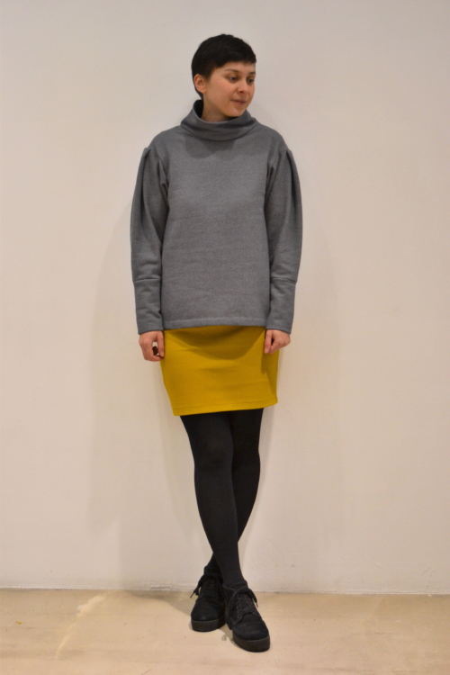 jersey-manga-abullonada | Elisa Muresan ropa ecológica