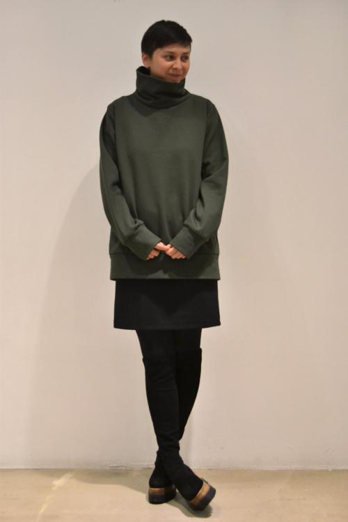 jersey-verde | Elisa Muresan moda sostenible