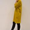 vestido-over-mostaza-lateral | Elisa Muresan ropa ecológica