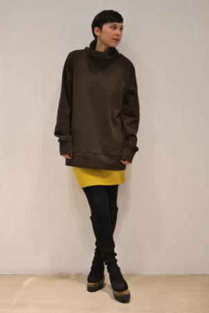 Jersey-unisex-mocca | Elisa Muresan ropa ecológica