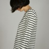 camiseta-basica-rayas-lateral   Elisa Muresan moda sostenible