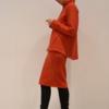 jersey-godets-lateral | Elisa Muresan moda sostenible