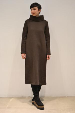 vestido-midi-mocca | Elisa Muresan moda sostenible