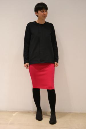 Jersey-pata-camisa | Elisa Muresan moda sostenible