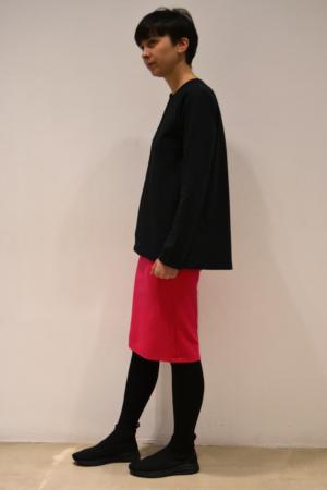 Jersey-pata-camisa-lateral | Elisa Muresan ropa ecológica