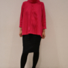 jersey-magenta | Elisa Muresan moda sostenible