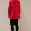 jersey-magenta-espalda | Elisa Muresan moda sostenible