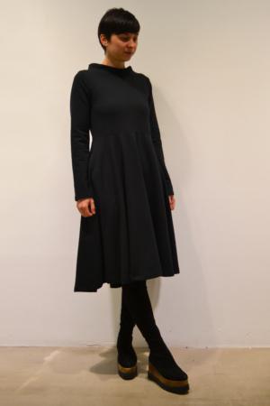 vestido-cuello-tira | Elisa Muresan moda sostenible