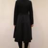 vestido-cuello-tira-espalda | Elisa Muresan ropa ecológica