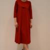 vestido-tejadillo | Elisa Muresan ropa ecológica