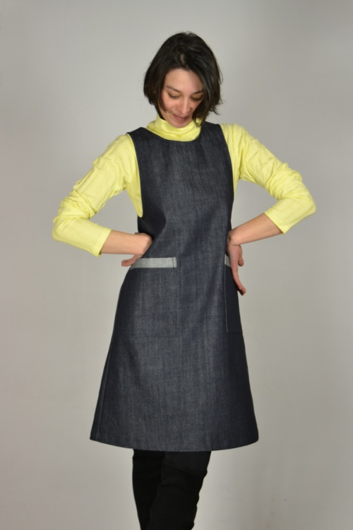 pichi vaquero | Elisa Muresan ropa ecológica