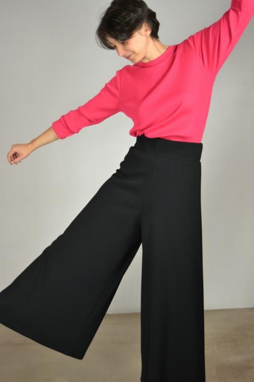 Falda-pantalon | Elisa Muresan moda sostenible