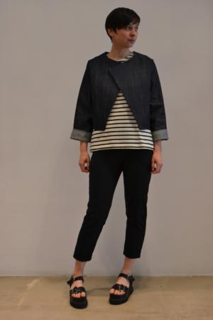 chaqueta-vaquera | Elisa Muresan moda sostenible