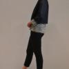 chaqueta-vaquera-lateral | Elisa Muresan ropa ecológica