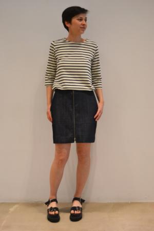 falda-vaquera | Elisa Muresan moda sostenible