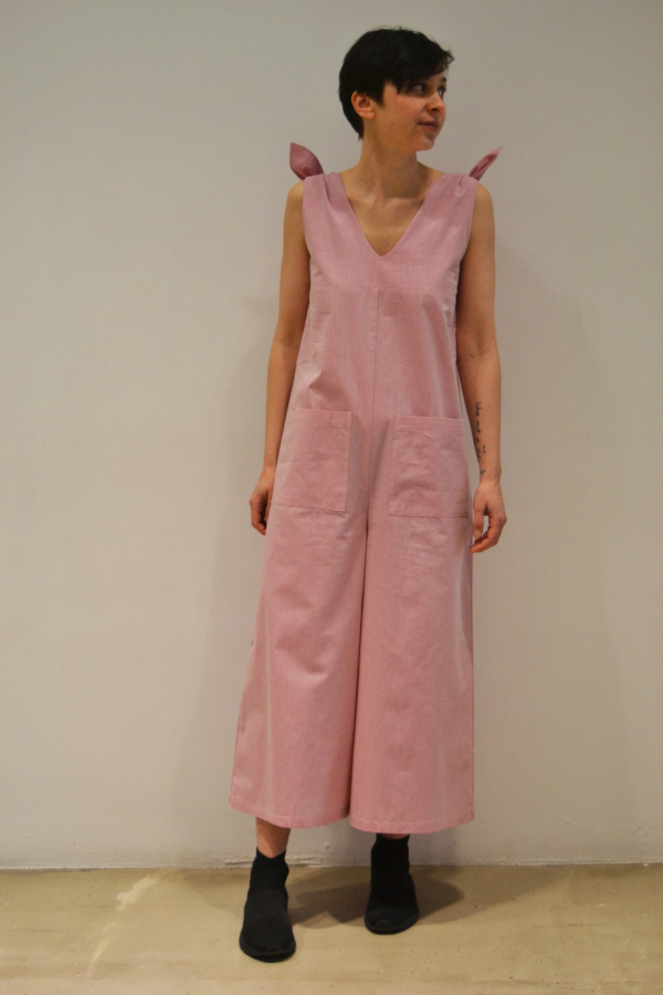 peto-rosa | Elisa Muresan moda sostenible