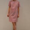 vestido-globo-rosa | Elisa Muresan moda sostenible