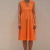 vestido-papaya | Elisa Muresan ropa ecológica