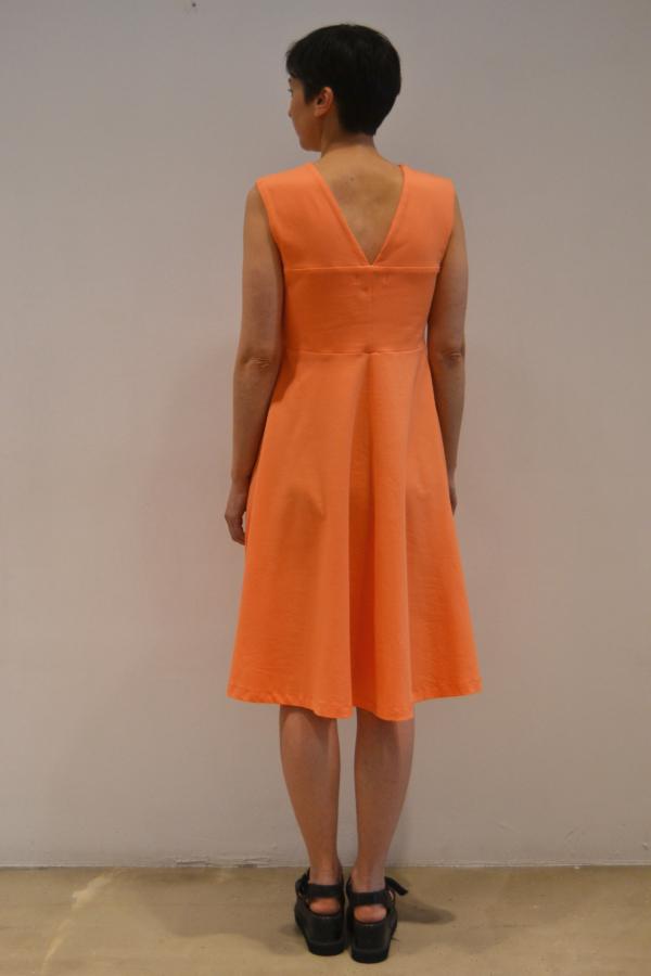 vestido-papaya-detras | Elisa Muresan ropa ecológica