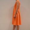 vestido-papaya-lateral | Elisa Muresan ropa ecológica