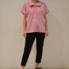 camisa-reversible | Elisa Muresan ropa ecológica