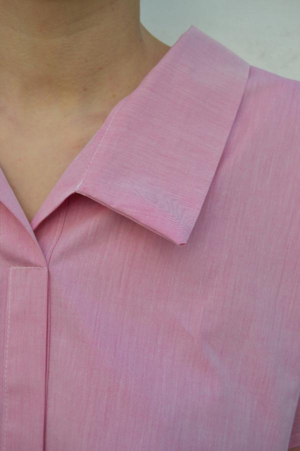 camisa-reversible-detalle | Elisa Muresan ropa ecológica