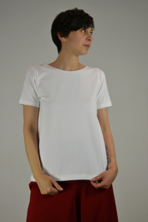 camiseta-basica-reversible | Elisa Muresan ropa ecológica