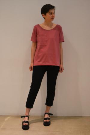 camiseta-bolsillo | Elisa Muresan moda sostenible