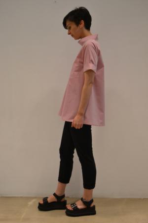 camiseta-cuello-lateral | Elisa Muresan ropa ecológica