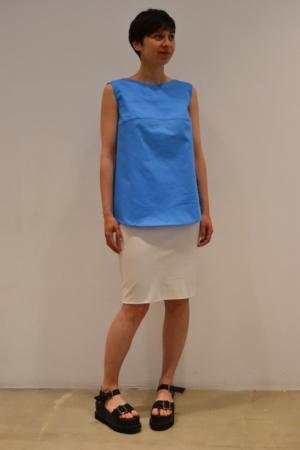 camiseta-lazo-espalda | Elisa Muresan ropa ecológica