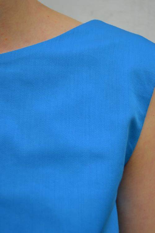 camiseta-lazo-espalda-detalle | Elisa Muresan ropa ecológica