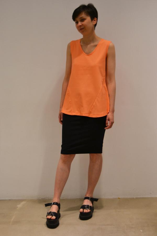 camiseta-volante | Elisa Muresan moda sostenible