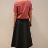 falda-midi-cremallera-detras | Elisa Muresan moda sostenible