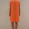 vestido-evase-mangas-detras | Elisa Muresan ropa ecológica