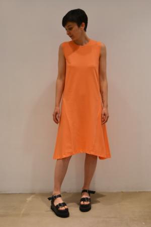 vestido-godet | Elisa Muresan ropa ecológica